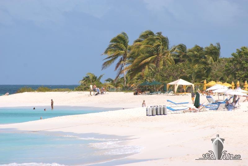 Strandhugg Anguilla