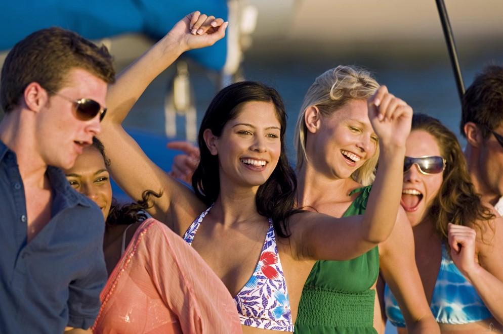 Sun & Fun – nytt partykoncept från MSC Cruises