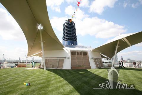Celebrity Cruises lanserar nytt fartyg; Eclipse