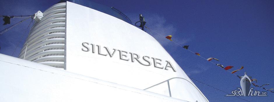 Fler utmärkelser till Silversea