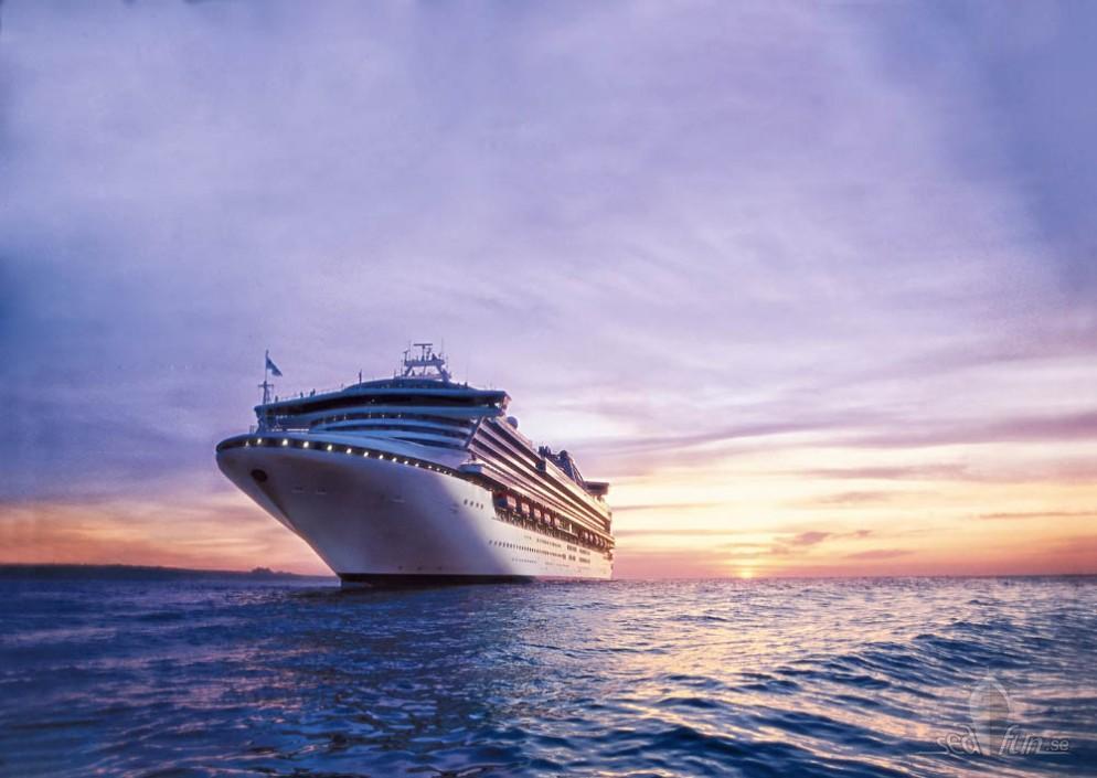Princess Cruises satsar i Asien