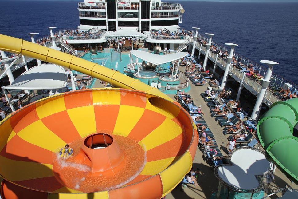 Gratis för barn med Norwegian Cruise Line