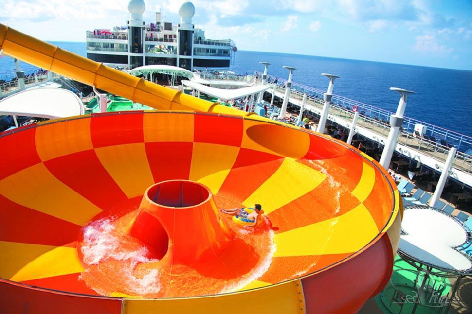 Norwegian Epic stannar i Medelhavet året runt
