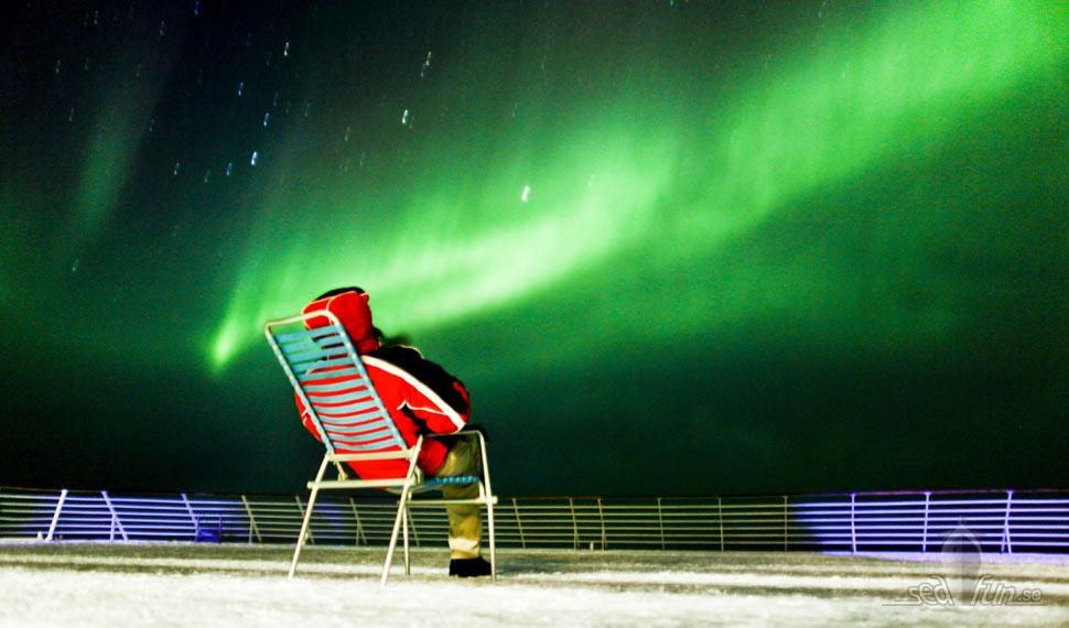 Säsongsäventyr: att åka på norrskensjakt