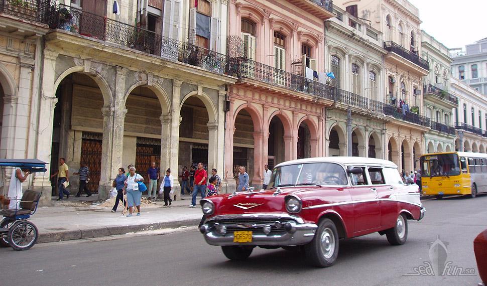 Snart börjar kryssningarna till Kuba