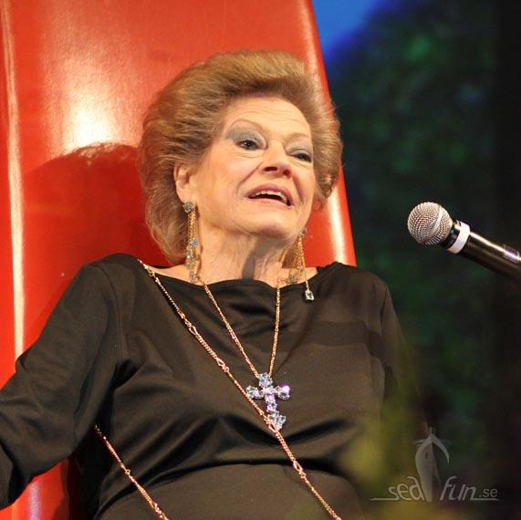 SeaFuns möte med Anita Ekberg