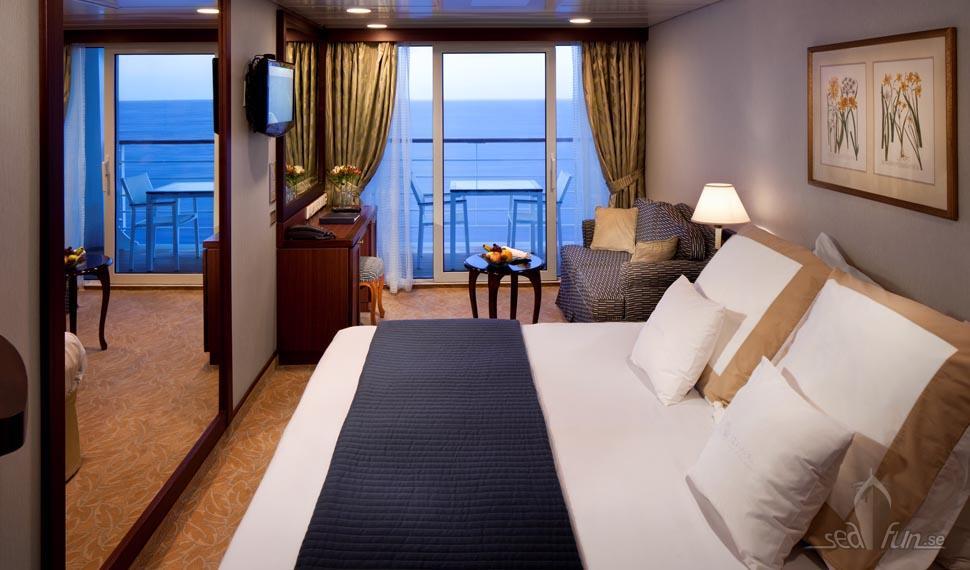 Lär känna Azamara Club Cruises