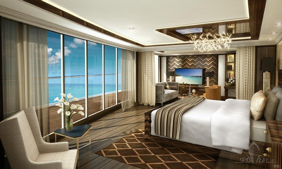 Regent Seven Seas Cruises – all inclusive på riktigt