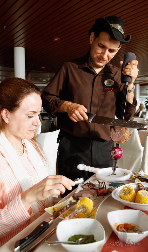 Samba Grill – restaurang med brasilianskt tema