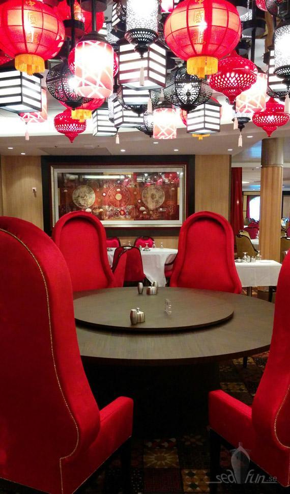 Vad händer med Royal Caribbeans dynamic dining?