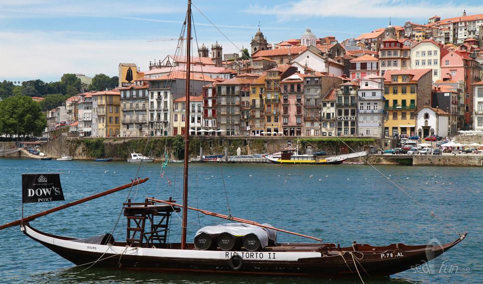 Atlantpärlor i Portugal, Spanien och Frankrike