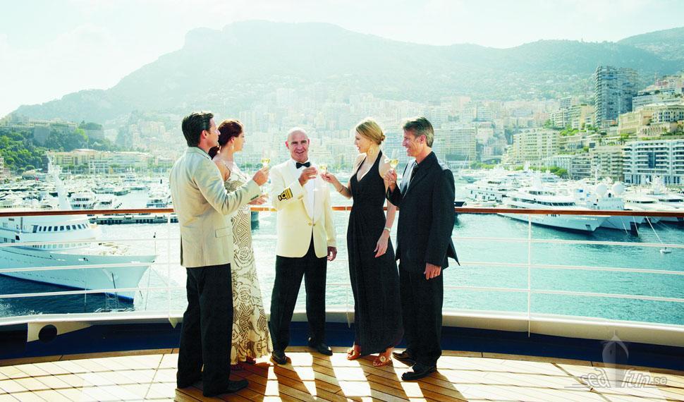 Silverseas World Cruise 2017