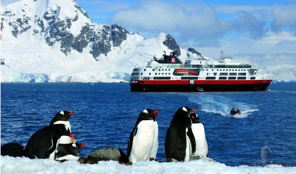 Hurtigruten köper expeditionsfartyg