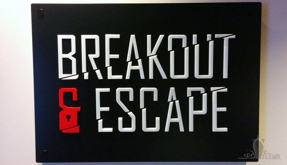 Ny kryssningstrend: Breakout & Escape