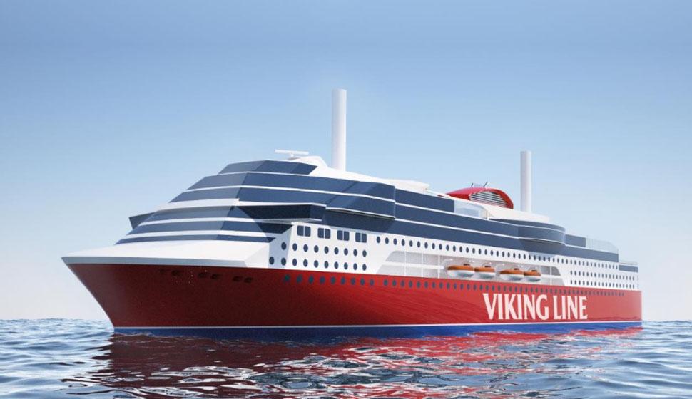 Viking Line avser bygga nytt fartyg i Kina