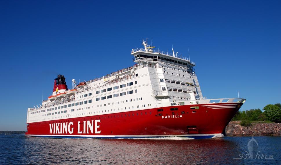 Viking Line stärker finanserna med fartygsförsäljning