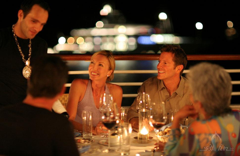 Kryssning för vinkonnässörer