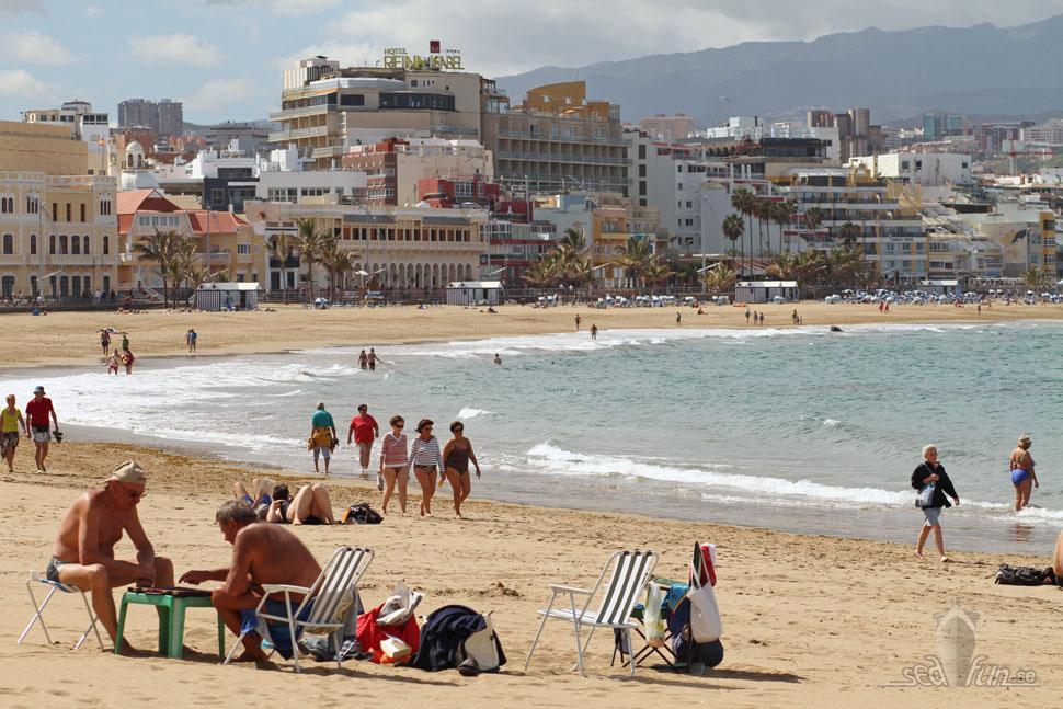 Las Palmas – en storstad att räkna med