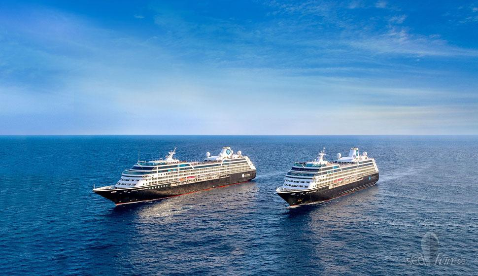 Azamara Club Cruises expanderar