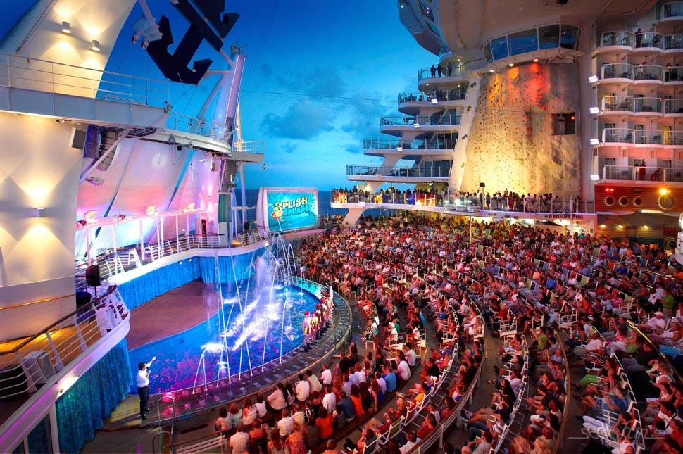 Recension av Allure of the Seas