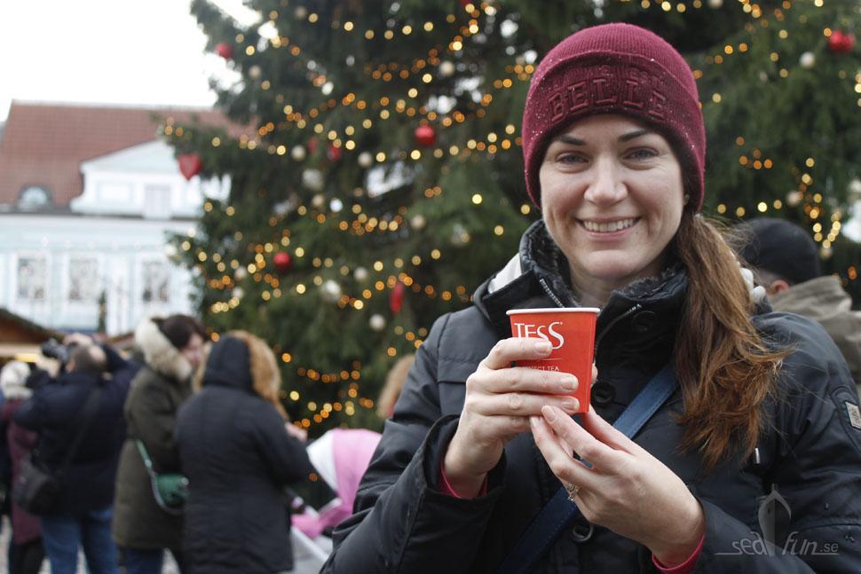 Tallinns julmarknad – en av Europas äldsta