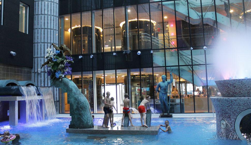 Tallinns bästa familjespa; Aqua spa!