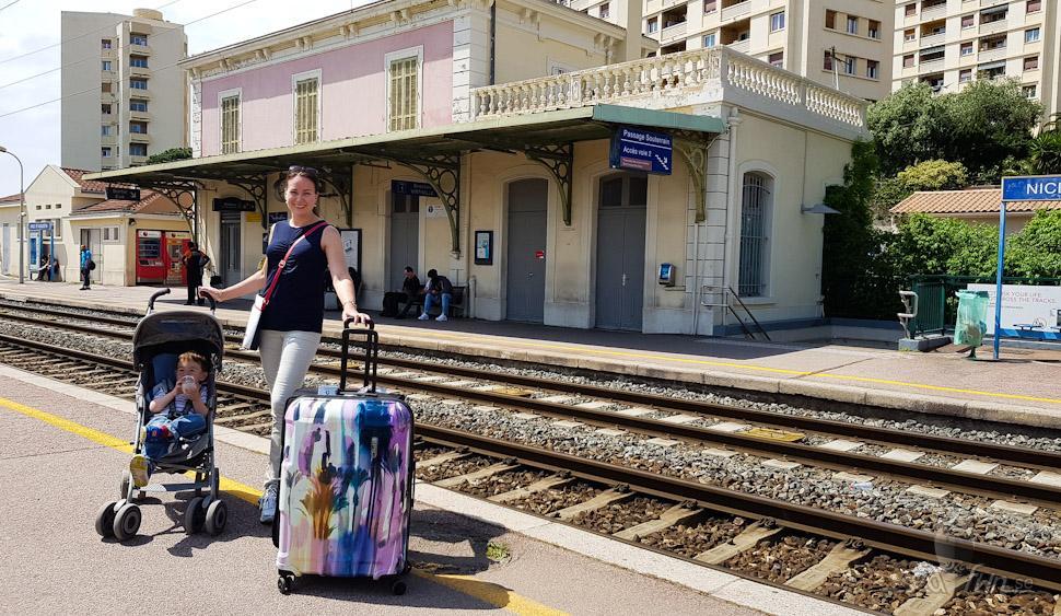 5 transportsätt mellan Nice och Cannes