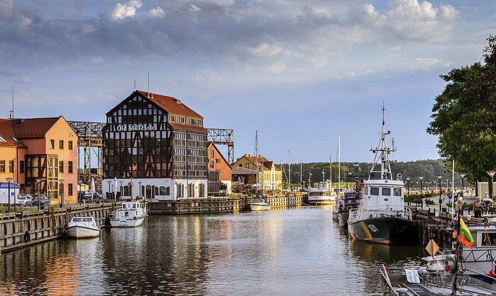 Klaipeda, en av Birkas sommarnyheter