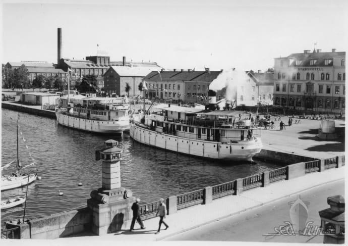 150 års-jubileum för rederi AB Göta Kanal