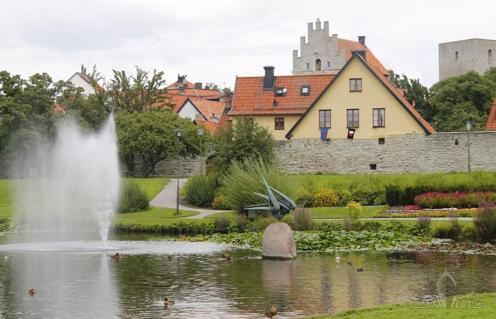 Testtur med M/S Visborg! Seafun till Gotland.