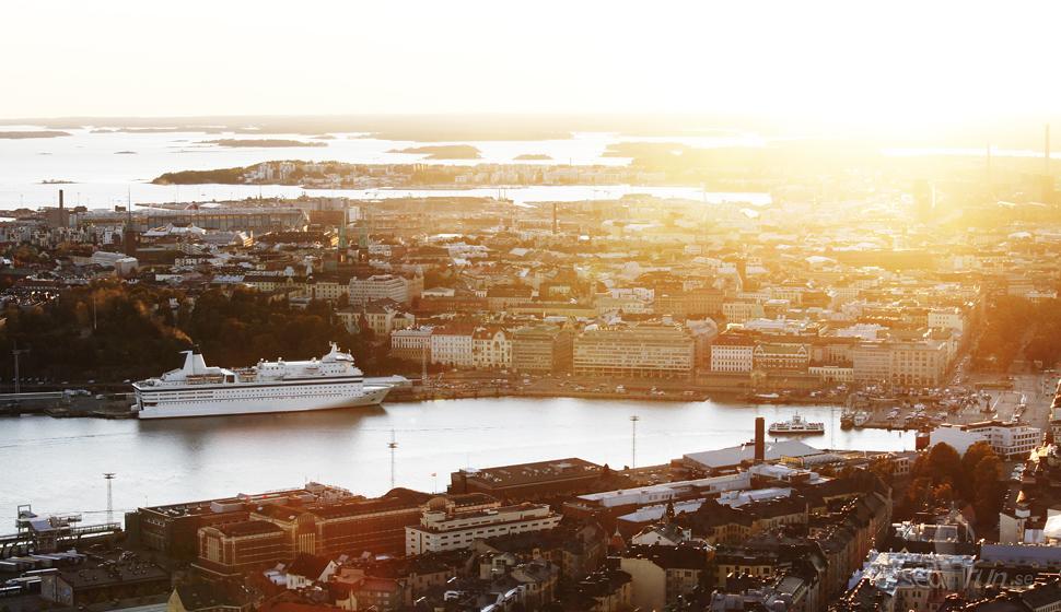 Bästa familjekryssningen till Helsingfors