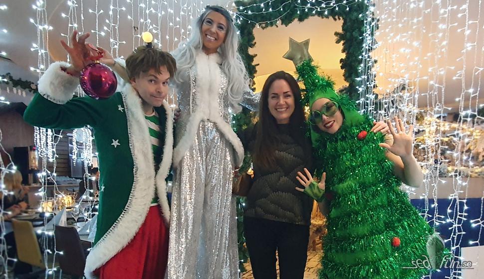 Julkryssning med Birka – en fullträff från början till slut!