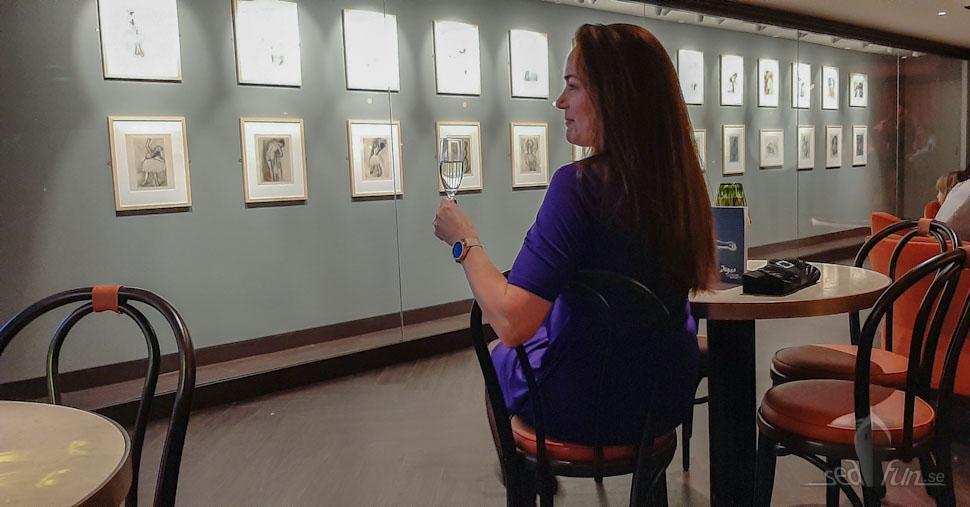 Äkta Degas till havs – en grandios konstupplevelse