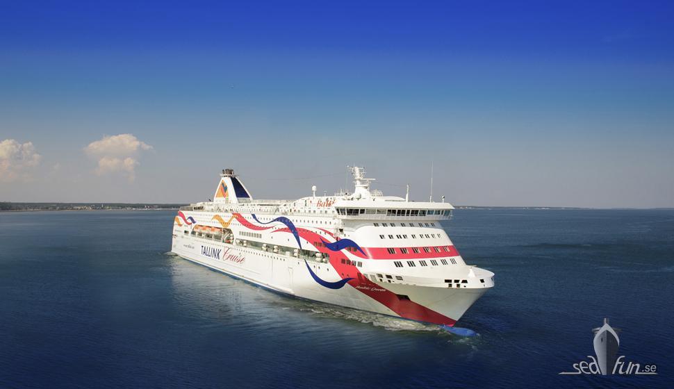 Tallink Grupp öppnar rutten Stockholm-Tallinn igen