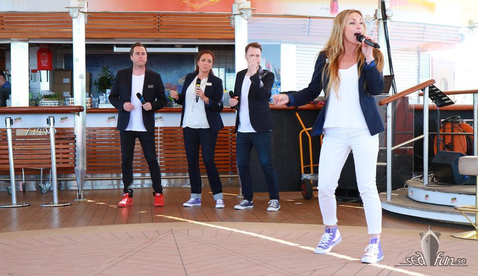Birka Cruises bjuder på livestreamad konsert