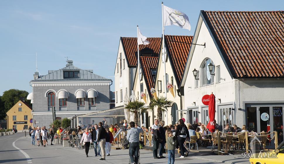Silja Lines svar på hemester: kryssningar till Visby