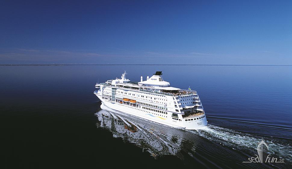 Birka Cruises går i graven