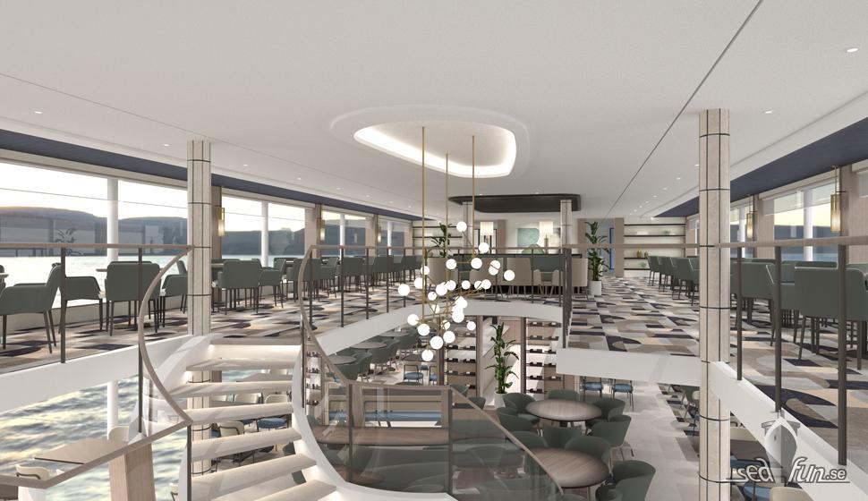 Viva Cruises bygger nytt fartyg; Viva One