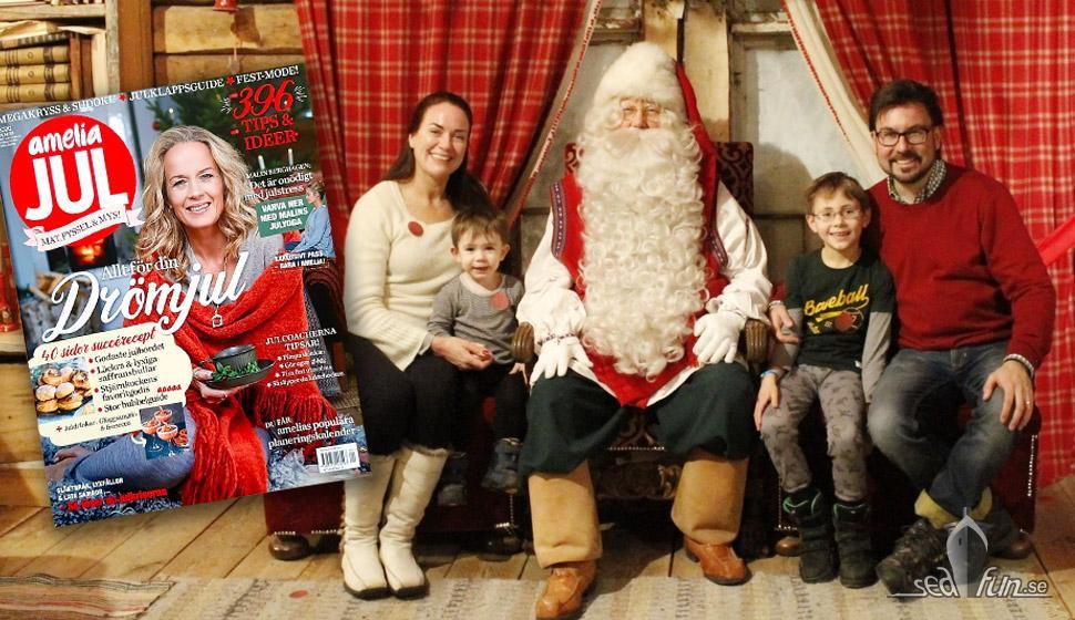 Vi tipsar i Amelia Jul: fördelarna med en jul till havs!