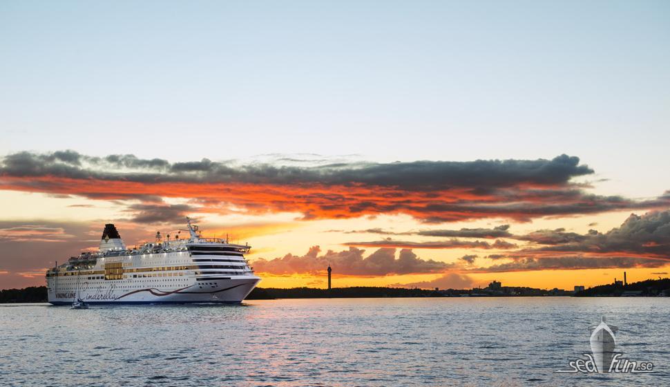 En ljusning att se fram emot från Viking Line!