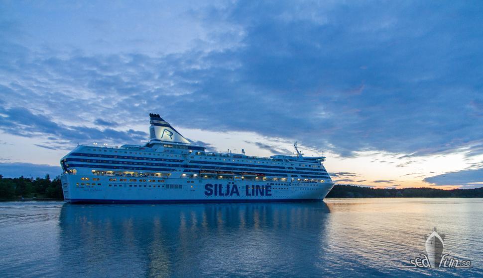 Tallink Silja ställer in julkryssningar till Visby