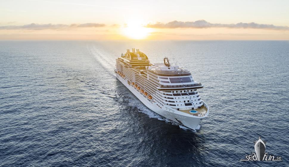 Mer VIP-känsla i MSC Virtuosas Yacht Club