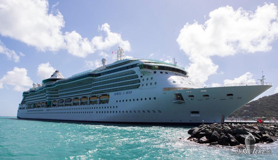 Ny sommarkryssning från Cypern med Jewel of the Seas