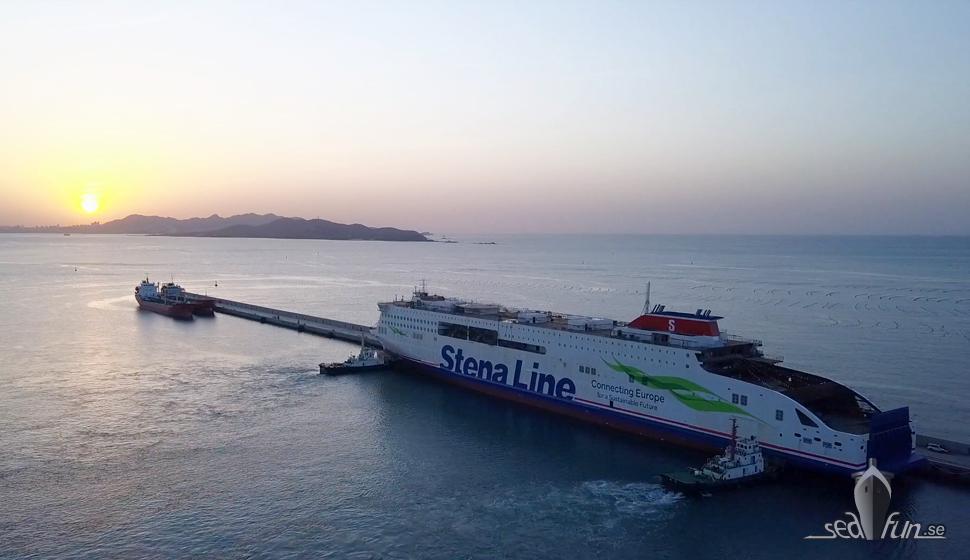 E-flexer-fartygens linje och namn ännu hemliga