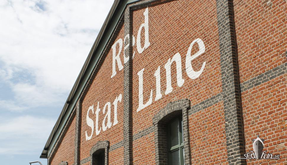 Red Star Line Museum i Antwerpen – en resa till det förflutna