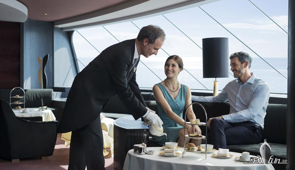 MSC Seashore får flottans största MSC Yacht Club