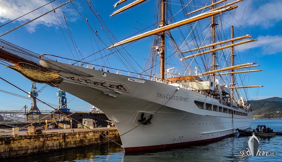 Sea Cloud Cruises startar om med regionsfokus