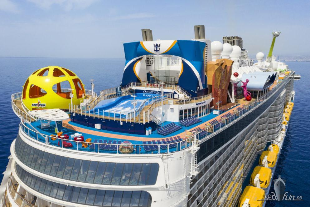Royal Caribbeans sommarprogram – 12 fartyg igång i augusti