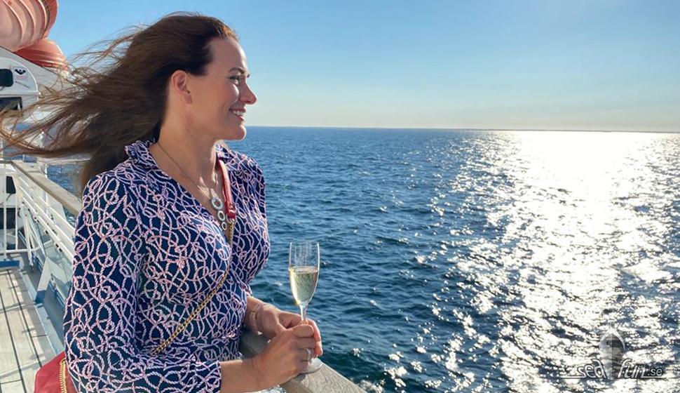 Grand Rehearsal Cruise med Silja Symphony