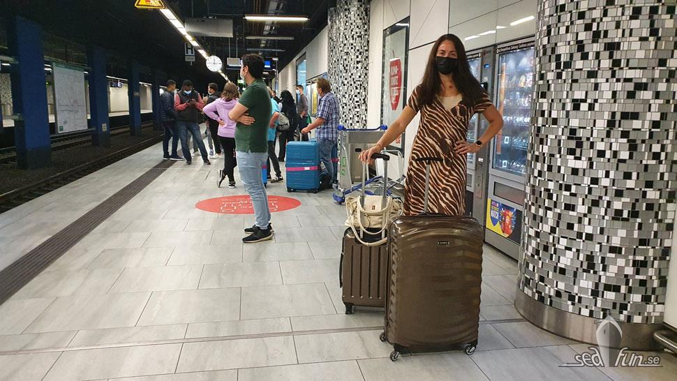 S Bahn Frankfurt Airport